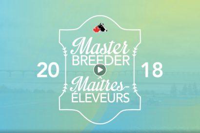 Holstein Canada - Master Breeder - Live stream broadcasting